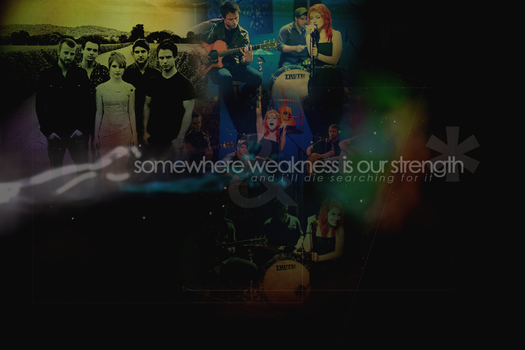 Paramore Wallpaper 2 by nathan7321