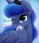 Luna Laughing by steffy-beff