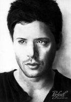Jensen Ackles by Perfixel