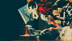 Tokyo Ghoul - And yet This is a beautiful thing by AngelLeila