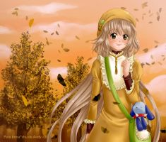 Kobato for Inma by andys