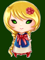 I Made a chibi by Zeamay