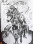 Elric brothers - Full Metal Alchemist by MelindaPhantomhive