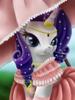 Baroque-Style Rarity by RainbowJune