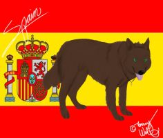 Inutalia- Spain by TorreyWolf