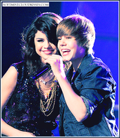 Selena And Justin Retouch by softmist93