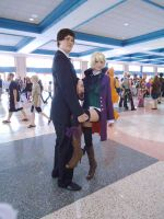 Alois + Claude by melodoocosplay