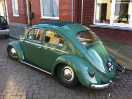 1960 VW RAGTOP by RoyLeijten