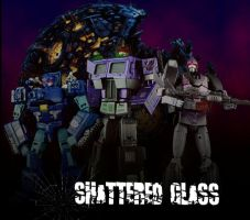 Shattered Glass Autobots by RAgingViper