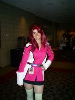 Flay at Youmacon 2009 by CynicalSniper