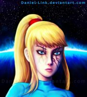 Corrupted Samus by Daniel-Link