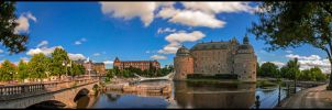 Orebro central sommar 2013 by PaVet-Photography