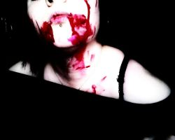 Blood Ridden and Alone by MotleyChloe