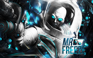 Mr Freeze by keitoAK