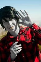 Adventure Time: Marshall Lee - Burnin' up by Yonejiro