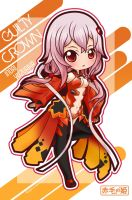 Guilty Crown - Inori Yuzuriha by Akage-no-Hime