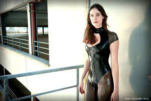 Summer in latex by LatexAlexX