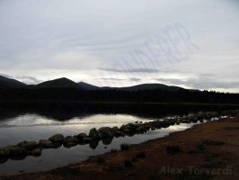 Scotland2 by lonewonderer