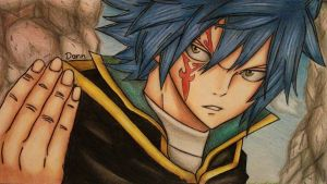 Come on bi*ches - Jellal by XDaannX