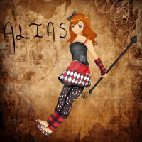 Contest entry for StarryLights: Alias by thegirlsgeneration89