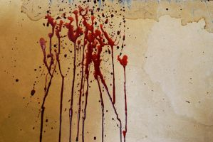 Blood Splatter 2 by KameleonKlik