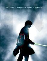 Jedi Knight Harry Potter by Minati