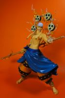 ENEL FIGUARTS ZERO ONE PIECE 4 by JIN17094