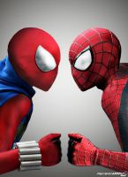 Spider-man: Clone Saga Movie Version by Timetravel6000v2