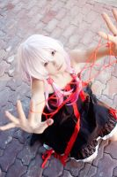 Yuzuriha Inori - Guilty Crown by ikabii