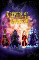 Keepers of the Universe by spaceweasel2306