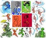 Avatar doodle dump 3 by ming85