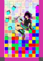 Tetris by SweetCatMint