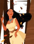Pocahontas Fan Art by GenevieveFT