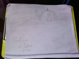 Gallifrey, our childhood, our home by KimandAbbysaccount