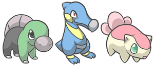 Starters by fuzzball288