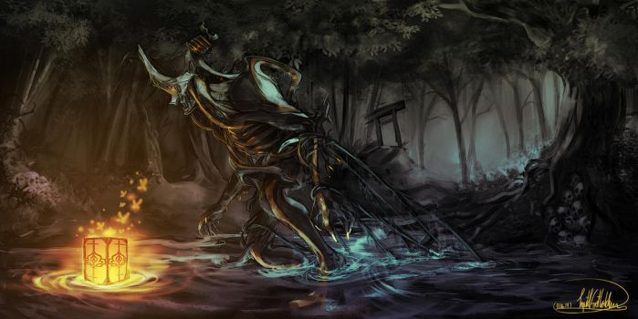 From the Abyss by PanzerTheTank