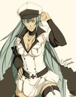 Esdeath by ChaiCheerio