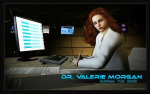 Dr. Valerie Morgan by Shaelynn
