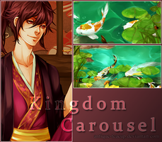 Kingdom Carousel - preview by antique-teacup