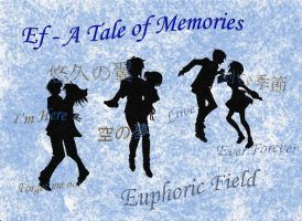 Ef - A Tale of Memories by laguna1811