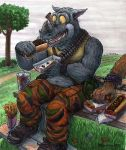 Rocksteady by Phraggle