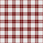 Seamless Plaid 0016 by AvanteGardeArt