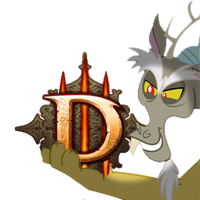 The Discorded evil is back (D3 icon) by 13Era