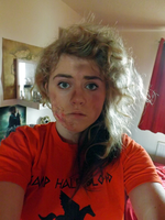Annabeth Chase (In Progress) by CHAOTIKproductions