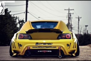 Honda s2000 Wide by MattDesign78