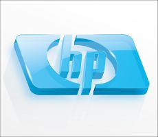 HP 3D icon by semaca2005