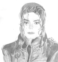 Michael Jackson 1 by MoonwalkingHorse