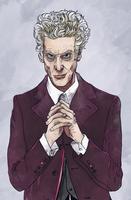 The Twelfth Doctor by SmudgeThistle
