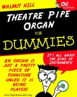 Theatre Pipe Organ for Dummies by slowdog294