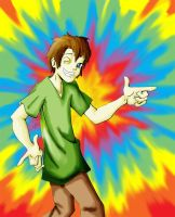 """Shaggy """"Scooby Doo"""" complete by iluv2rock99"""